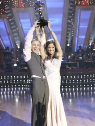 Brooke Burke Wins!