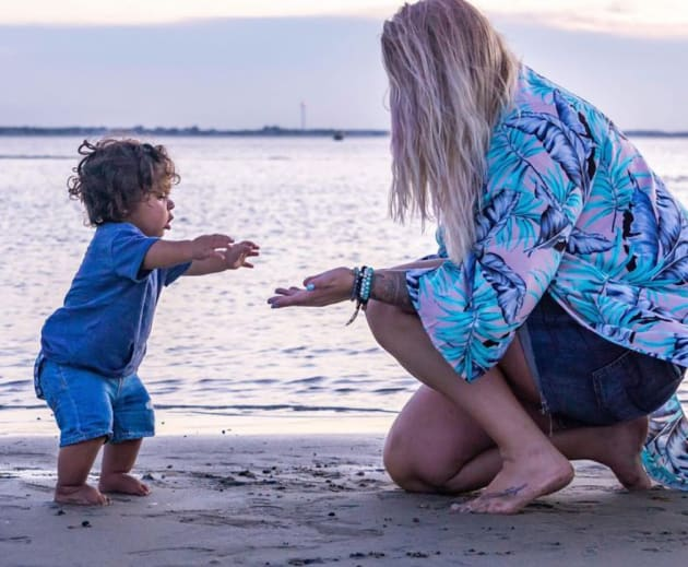 Kailyn Lowry Claps Back at Mom-Shamers: Shut Your Ignorant Ass Up! - The  Hollywood Gossip