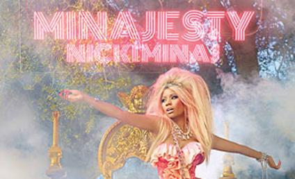 Nicki Minaj Perfume Poster: Queen of the Kingdom