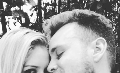 Heidi Montag and Spencer Pratt on Instagram