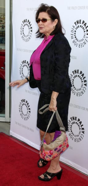 Carrie Fisher Weight Loss Pic