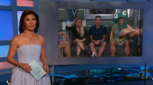 Julie Chen Presents Big Brother
