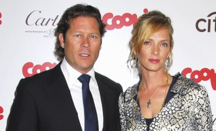 Uma Thurman and Arpad Busson: It's Over Again!