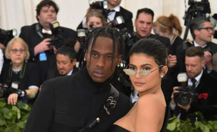 Travis Scott to Kylie Jenner: Don't Work! Stay at Home With Stormi!!