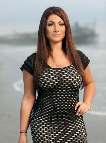 Deena Cortese on Jersey Shore