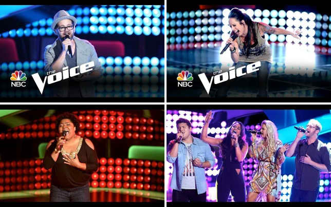 Josh kaufman one more try the voice audition