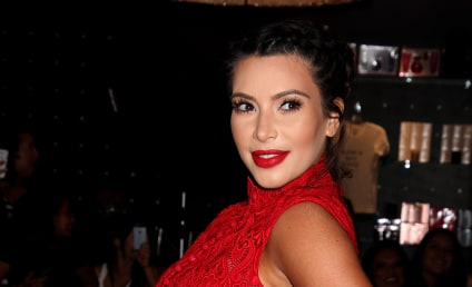 Kim Kardashian to Give Birth in Paris?