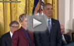 Ellen DeGeneres Breaks Down Upon Receiving Presidential Medal of Freedom