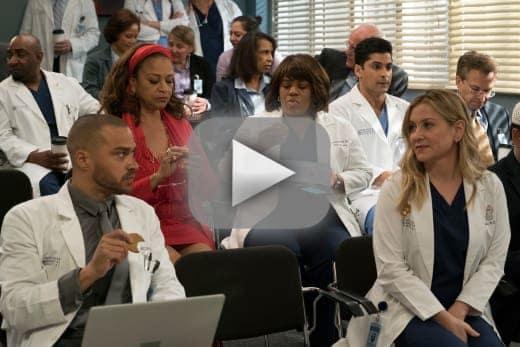 Grey's Anatomy Season 14 Episode 20 Recap: Judgment Day ...