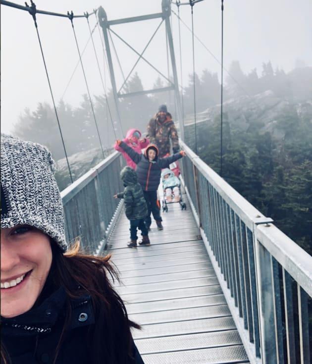 The Easons Go Hiking
