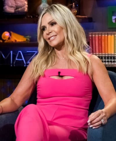 Tamra Judge Mocks Kelly Dodd Engagement: She Likes Ugly Old Men!