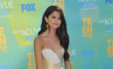 Who looked prettier at the TCAs: Selena or Demi?