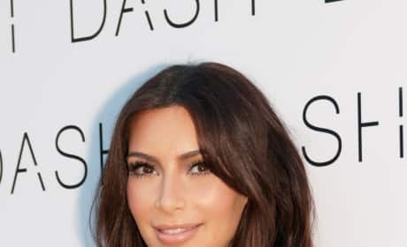 Kim Kardashian: Dash Opening Photo