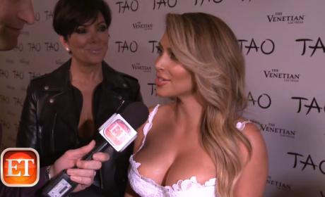 Kim Kardashian Talks Parenthood
