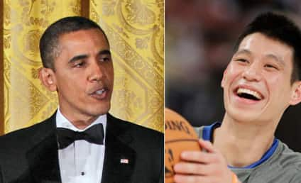 President Obama Raves About Bulls Title Hopes, Jeremy Lin, Omar From The Wire