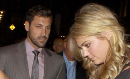 Kate Upton and Maksim Chmerkovskiy: Dating (Maybe)!