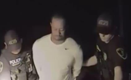 Tiger Woods DUI Arrest Video: Released!