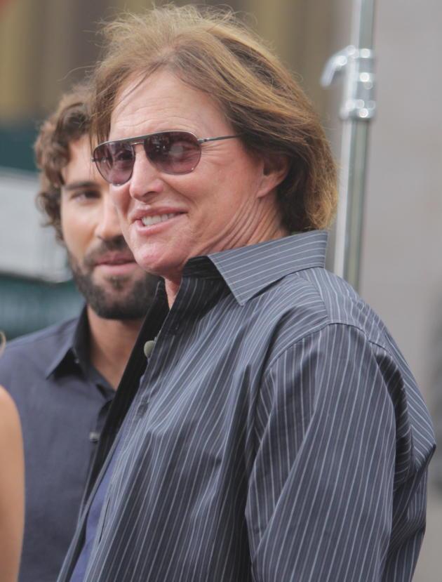 Bruce Jenner on Extra