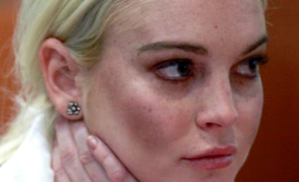 Lindsay Lohan Lies, Denies Cocaine Use