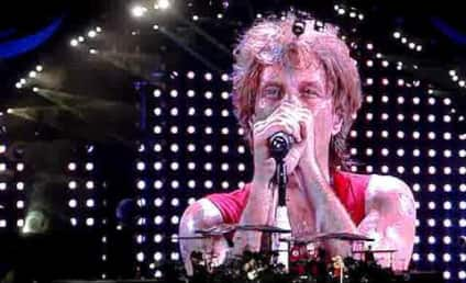 Jon Bon Jovi: Living on a Prayer, Limping on a Stage