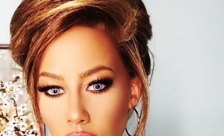 Amber Rose Brown Wig Pic