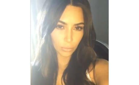 Kim Kardashian: F--k You, Haters!