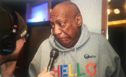Bill Cosby: Hit in Face By Airborne Chicken Sandwich in Jail Cafeteria