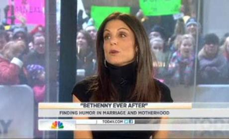 Bethenny Frankel Today Show Interview