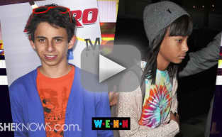 Moises Arias-Willow Smith Pic: Not an Issue?