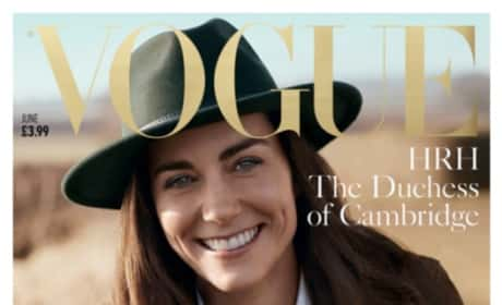 Kate Middleton: British Vogue June 2016