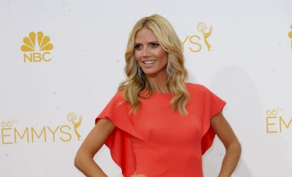 Nude Heidi Klum, Nicky Hilton = Charity Event of a Lifetime