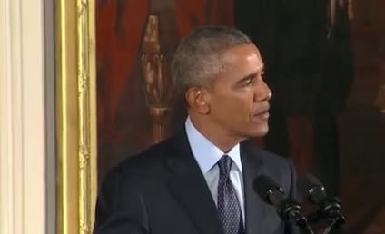 President Obama Assures Veteran: I Am NOT the Lead Singer From Korn!