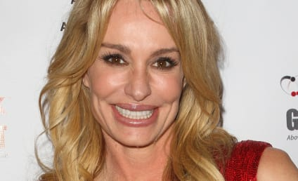 """Report: Taylor Armstrong Gets """"Blitzed"""" at Little Girl's Birthday Party"""