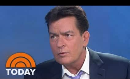 Charlie Sheen Opens Up About HIV: Watch the Interview