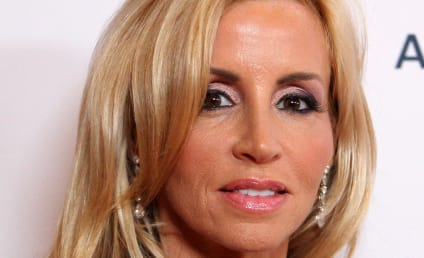 Camille Grammer Playboy Pics: Busty, Patriotic