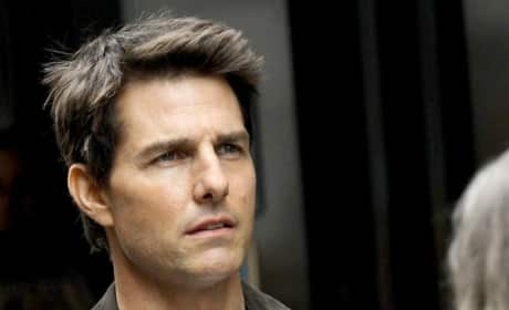 Tom Cruise: Acting as Hard as Fighting in Afghanistan?