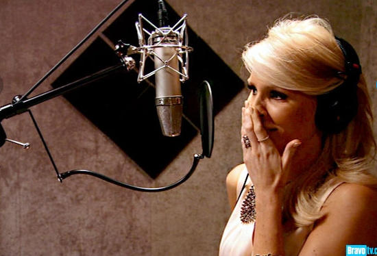 Gretchen Records A Song