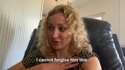 Natalie Murdovtseva - I cannot forgive him for this