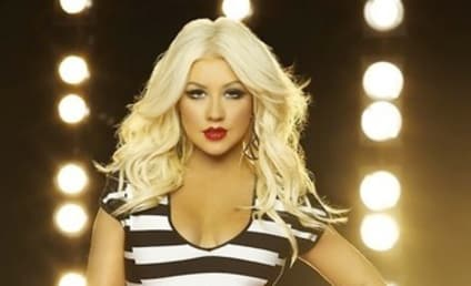 The Voice Promo Pics: Airbrushing Christina Aguilera