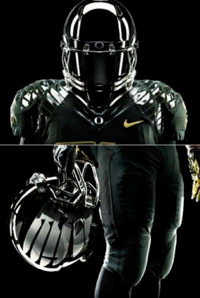 New Oregon Uniforms