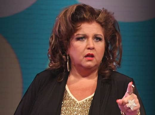 Abby Lee Miller Laying Down The Law