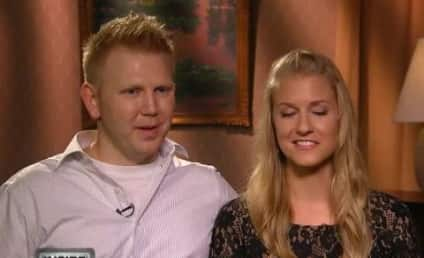 """Jason Mortensen Defends Viral Video as Real, Introduces """"Jackpot"""" Wife From Hospital"""