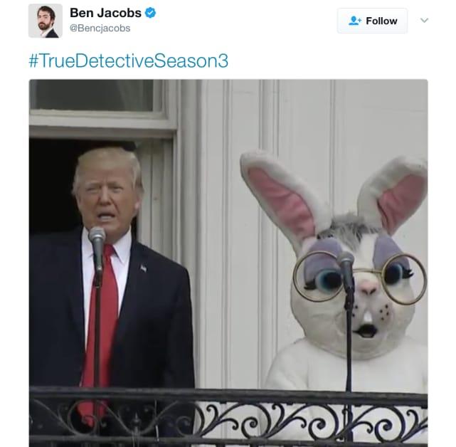 Trump Detective