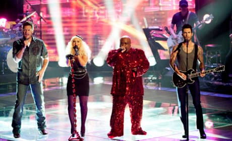 Who will win The Voice (of the Top 8)?