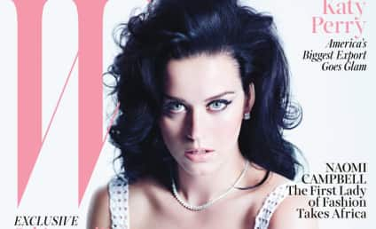 Katy Perry W Magazine Photos: Hottest. Ever.