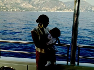 Beyonce and Blue Ivy Image