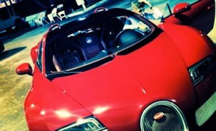 Justin Bieber Borrows Bugatti From Birdman, Fronts Like He Owns $2 Million Ride