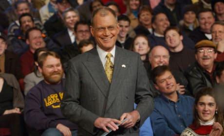 Letterman on Regis & Kelly