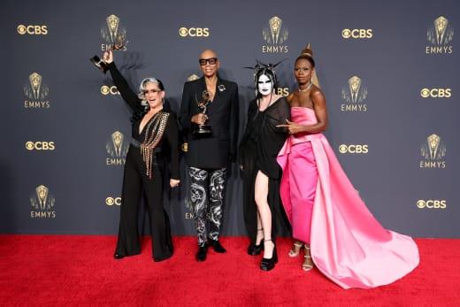 RuPaul's Drag Race Emmy Win