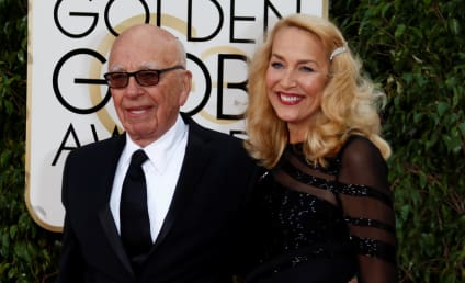 Rupert Murdoch and Jerry Hall: Engaged!
